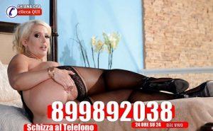 Mistress autoritarie al telefono